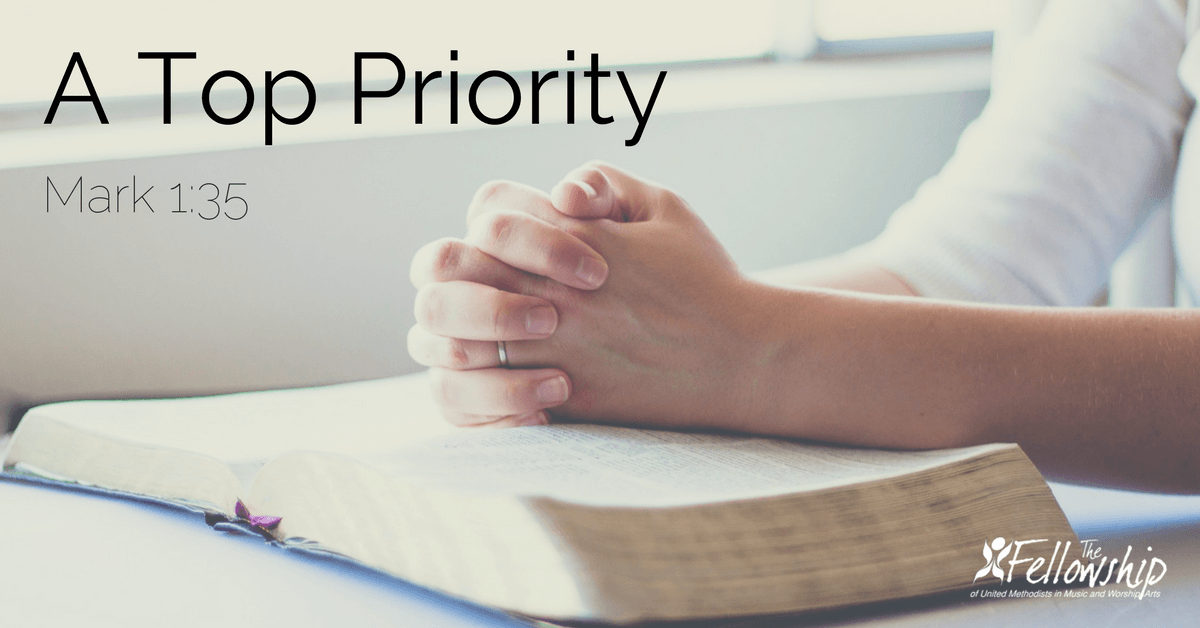 A Top Priority