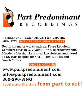 Part Predominant Recordings