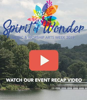 Music & Worship Arts Week 2019 Recap Video